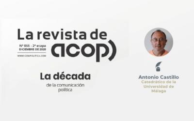 El Lobby como Actor Político y Social por PhD. Antonio Castillo (Universidad de Málaga).